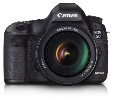 Canon EOS 5D Mark III Kit (EF 24-105mm F4L IS USM)