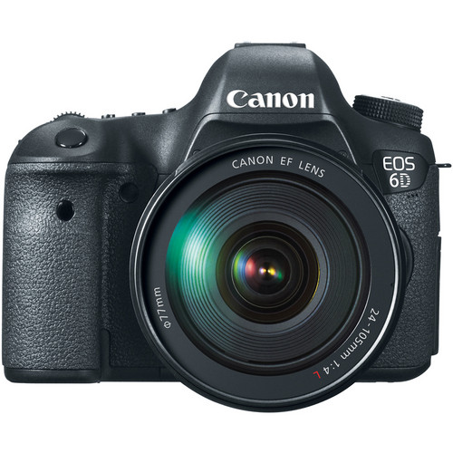 Canon EOS 6D Kit (EF 24-105mm F4L IS USM)