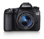 Canon EOS 70D Kit (EF-S18-55 IS II)