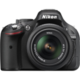 Nikon D5200 (AF-S DX 18-55mm F3.5-5.6 G VR) Lens Kit