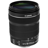Canon EF S 18-135mm f3.5-5.6 IS