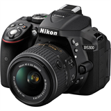 Nikon D5300 (18-55mm f/3.5-5.6 VR II) Lens Kit