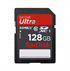 SanDisk SD 128GB (Ultra - 30Mbps - 200x)
