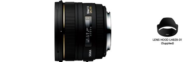 Sigma 50mm f/1.4 DC HSM Art
